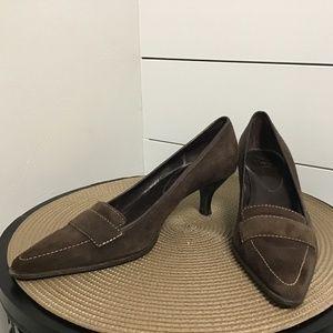 Loft Brown Suede Shoes